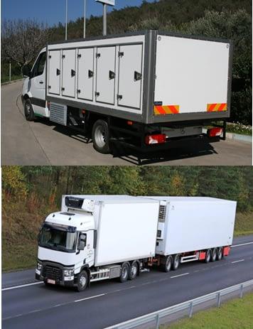 ankara gıda taşıma kamyonu